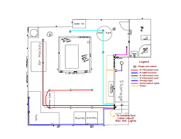 wiring plan in basement diagram gooddy org house wiring guide at Wiring A Room Layout Diagram