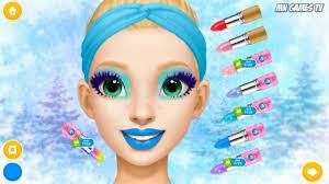 princess gloria makeup salon makeup games beauty salon care dress up makeover part1