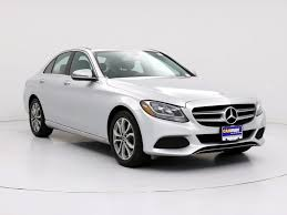 Every used car for sale comes with a free carfax report. Used 2017 Mercedes Benz C Class For Sale