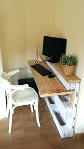 free u shaped computer desk plans ideas spirit work simple woodworking table designs home modern corner