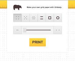Print A Graph Print Your Own Graph Paper Teacher Tech