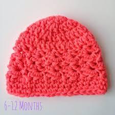 Baby Beanie Crochet Pattern 6 12 Months Custom Textured Toddler Beanie Free Crochet Pattern Free Pattern
