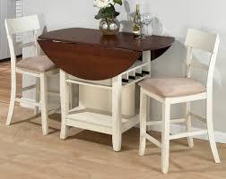 Kitchen Table Drop Leaf Kitchen Table And Chairs Drop Leaf Stick Backrest Oak Wood Base