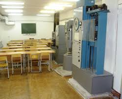 Строительство и техносферная безопасность 1003 Лаборатория Сопротивление материалов