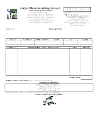 Invoice Template Excel 2003 Proforma Invoice For Shipping Templates Design Receipt