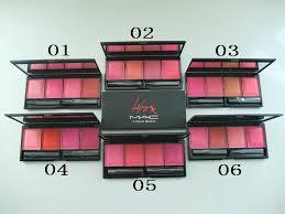 purchase canada ladya mac blusher 4 colors