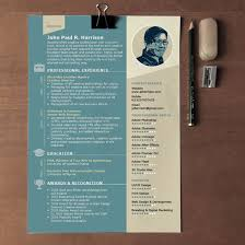 Free Indesign Resume Ideal Resume Template Indesign Creative