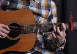 Use An Easy Capo Chord Chart To Play Guitar
