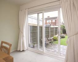 image of curtains for sliding doors large
