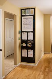 Small Chalkboard For Kitchen Small Space Command Center Gardens Love This And Chalkboards