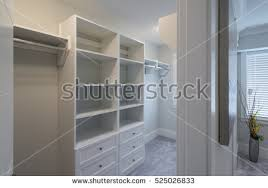 empty closet with hangers. Room With The Open Empty Closet, Working Cupboard Some Racks, Hangers Closet 0