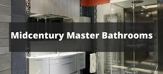 40 Midcentury Master Bathroom Ideas For 40 Enchanting Mid Century Bathroom Remodel Minimalist