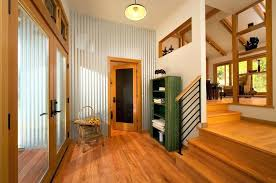 modern corrugated metal interior design wall panels cost for spaces