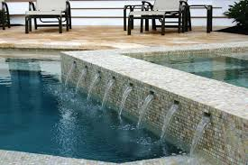 glass tile swimming pool designs luxury pools within glass tile pool designs