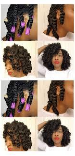 21 perm rod set on natural hair photos