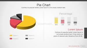 3d Branded Pie Chart For Powerpoint Slidemodel