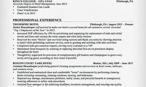 Housekeeping Resume Cool Payroll Coordinator Job Description Samples Resume For