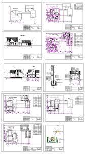 Скачать бесплатно чертежи проектов домов и коттеджей Архив  Скачать>>> Курсовой проект по архитектуре на тему Одноквартирный жилой 4 х комнатный кирпичный дом