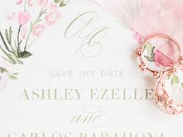 Save The Dates Wedding This Is When To Send Save The Dates Southern Living