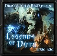 dota 6 78c lod v2g map download legends of dota