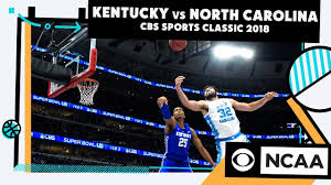 Cbs Sports Classic Tickets And 2019 Event Announced At T