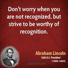 Recognition Quotes Magnificent Recognition Quotes Page 48 QuoteHD