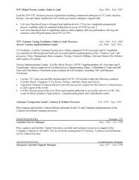 Executive Resume Samples Australia Format Resumes By It Sevte