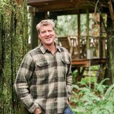 Pete Nelson Treehouse Man