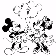 Minnie Mouse Kleurplaten Minnie And Mickey Coloring Pages C2tv72nui1