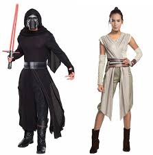 costumes ideas rey kilo ren