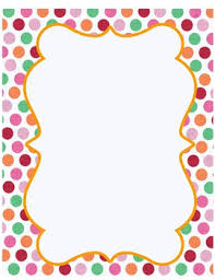 girly borders for microsoft word free frames and borders all very happy and cute school