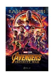 Amazoncom Posteroffice The Avengers Infinity War Advance Movie