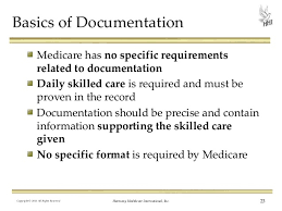 Nursing Charting Guidelines Nursing Documentation Do Your Medical Records Support