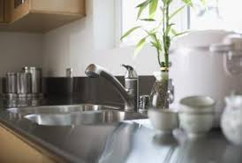 how to repair a leaking kitchen faucet base home guides sf gate
