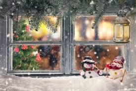 Weihnachtsdekoration Fensterbank Beliebter Weihnachtsblog