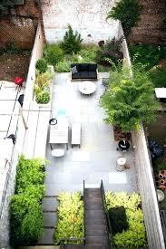small townhouse patio ideas garden best p
