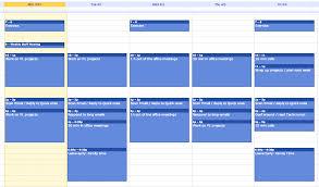 The Office Calendar 7 Calendar Tips For Startups Alex Iskold