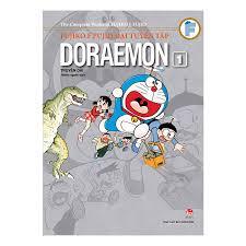 Fujiko F. Fujio Đại Tuyển Tập - Doraemon Truyện Dài - Tập 1 (Ấn Bản Kỉ –  Ins shop