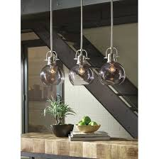 3 Light Kitchen Island Pendant Brayden Studio Burner 3 Light Kitchen Island Pendant Reviews
