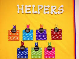 helpers wall classroom decorating ideas