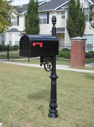 Decorative Mail Boxes Mailboxes and Street Signs Bradley Site Services Mandeville 26