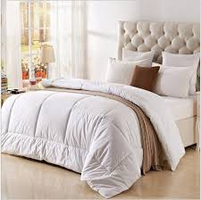 duvet insert full. White Comforter Duvet Insert Douillette Lit Queen Summer Quilt Full Trapunta Invernale Pure Cotton I