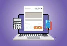 Free Electronic Invoice Electronic Invoice Stock Vectors Royalty Free Electronic