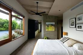 modern bedroom ceiling fans image by watershed design modern master bedroom ceiling fan