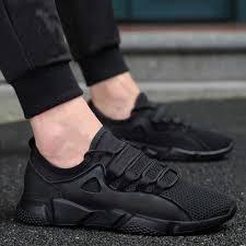 Breathable Mesh <b>Men's Shoes</b> Casual <b>Fashion Trend</b> Fitness <b>Shoes</b> ...