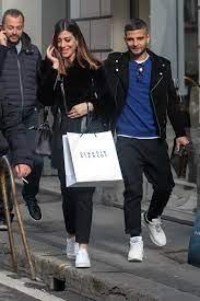 Shopping a Milano per Lorenzo Insigne con la moglie Genoveffa Darone