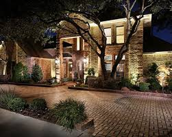outdoor lighting dallas tx