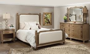 Anabelle Traditional Upholstered King Bedroom Set |The Dump Luxe ...