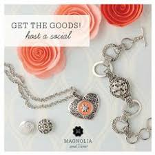 fall in love with customizable jewelry from magnolia vine