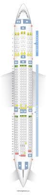 Aeroflot Flight 107 Seating Chart Seatguru Seat Map Aeroflot Seatguru
